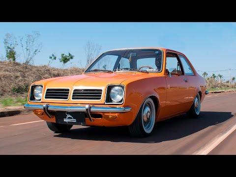 Review Chevette com motor de Opala 4 cilindros Turbo - Canal Max Power