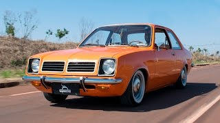review chevette com motor de opala 4 cilindros turbo canal max power