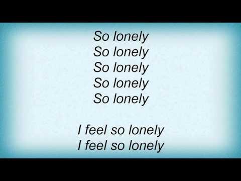 18761 Police - So Lonely Lyrics
