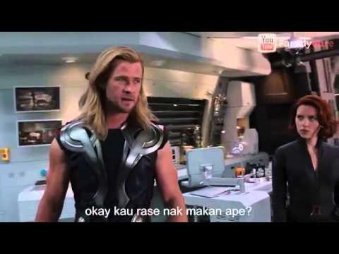 Bila Avengers Lapar