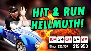 HIT & RUN HELLMUTH | S6E20
