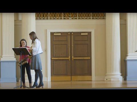 Sunderman Conservatory of Music Prof. Amanda Heim