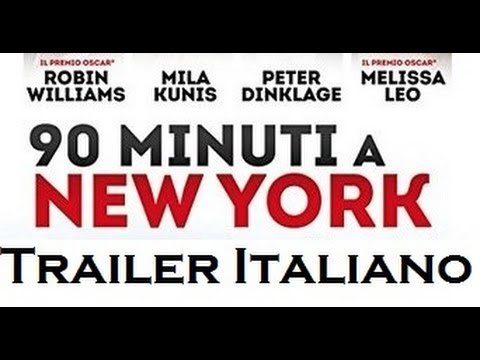 90 minuti a New York - Trailer Italiano (The Angriest Man in Brooklyn)