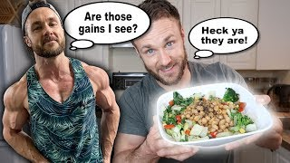 What I Eat In A Day + Q&A