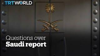 Unanswered questions over Saudi Khashoggi report thumbnail