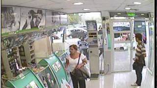 asalto a farmacias cruz verde