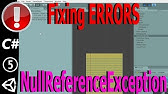 What is a NullReferenceException and how do I fix it? - YouTube