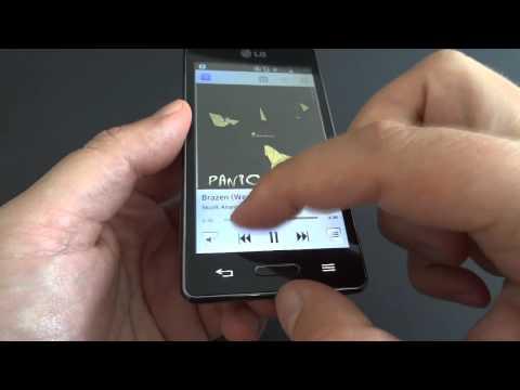 LG Optimus L5 II hands on