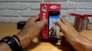 Unboxing Andromax E2