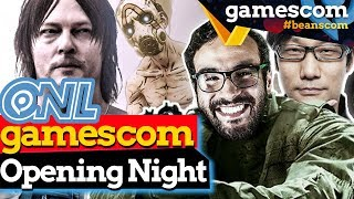 Hideo Kojima mit Death Stranding, Borderlands 3 uvm. - gamescom Opening Night Live | gamescom 2019