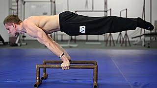 Calisthenics Low Parallel Bars Dip Holz aus B6C0 2 Stück Push Up Gymnastik