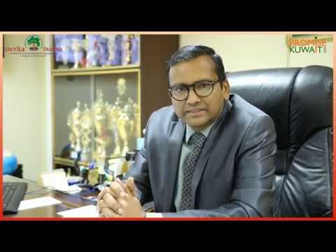 24ca37171 Indian Community School Kuwait, Amman Branch Principal Speaks About Pearl  of Kuwait 2017