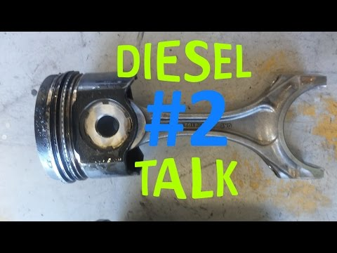 Diesel Talk Episode 2.  Oil In Coolant, PC-11 Oil, And Can You Be Too Old To Be A Mechanic?