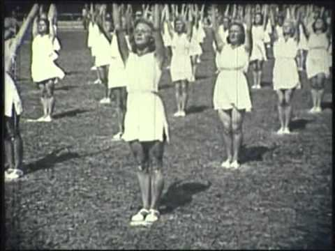 Gymnastik - Landsstævne 1947 i Odense