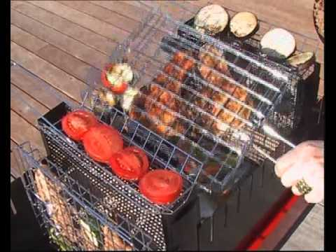 bbq nordic pr sentation vid o du barbecue nordic youtube. Black Bedroom Furniture Sets. Home Design Ideas