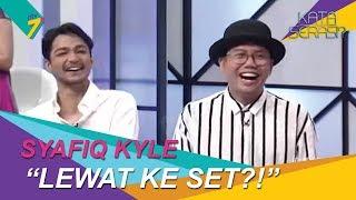Syafiq Kyle selalu datang lambat ke set?! | Kata Serasi?