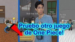 Esta es la temporada de juegos de One Piece! | Roblox: One Piece Grand Trial