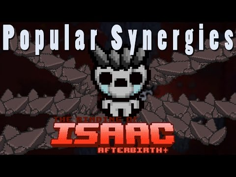 The Binding of Isaac Afterbirth Plus | Quake Shot | Modded Spotlight