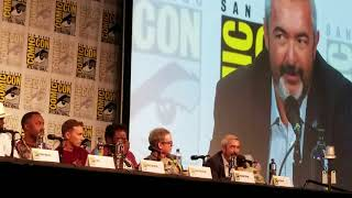 The Orville Panel Comic Con 2018 Part One