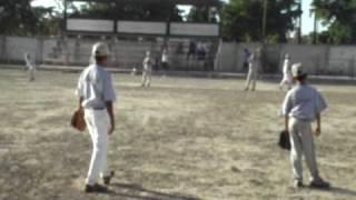 Centro de Desarrollo de Beisbol en Villa de Ahome