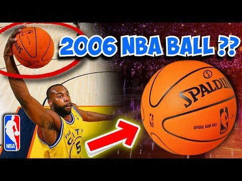 Thumbnail: The NBA Basketball that EVERY Player HATED!