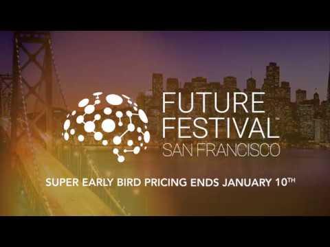 Trend Hunter Future Festival San Francisco Super Early Bird