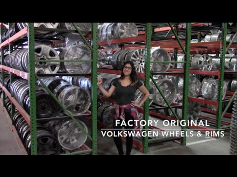 Factory Original Volkswagen Wheels & Volkswagen Rims – OriginalWheels.com
