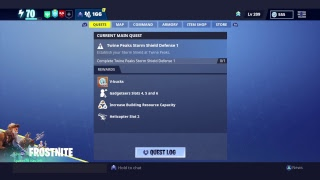 Fortnite Save The World Live Giveaway | Join Up !!!