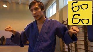 Дзюдо для детей и взрослых с Николаем Снесарем — разговор о дзюдо с демонстрацией бросков дзюдо(Подписка на канал
