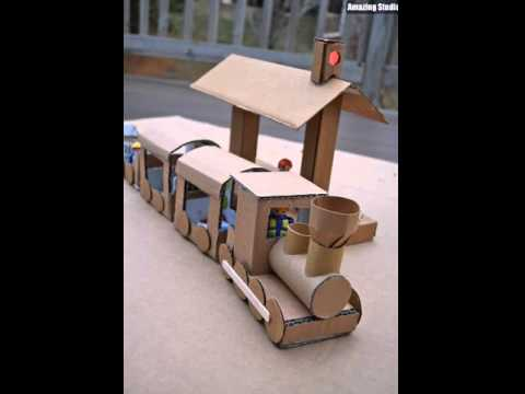 Image result for toy building with paper tubes