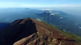 View of Indonesia_Mounth Agung,Bali Island,Indonesia.