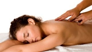 how to massage the back massage therapy and techniques