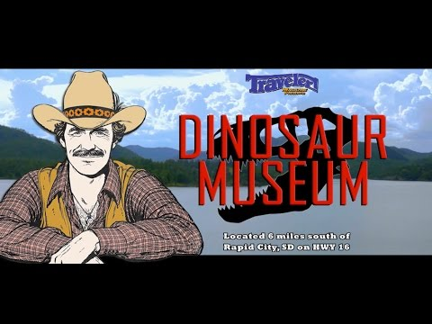 Dinosaur Museum | Black Hills, South Dakota