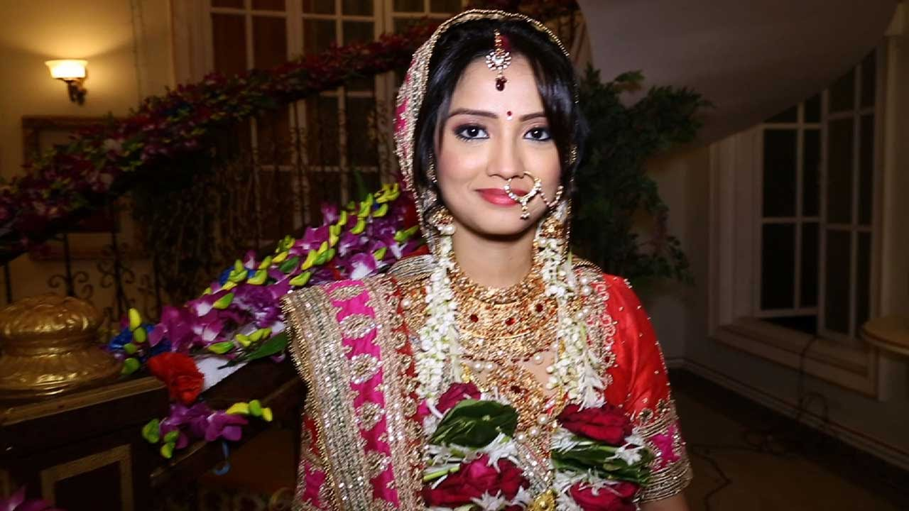 Adaa Khan Talks About Her Bridal Look Of Piya Basanti Re
