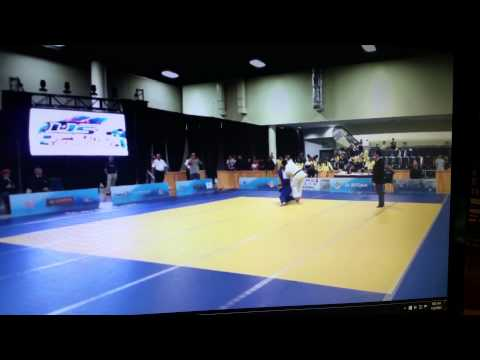 Adrian Bernal US Judo Open