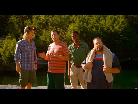 "#thGarBearReview . . . ""Grown Ups 2"""