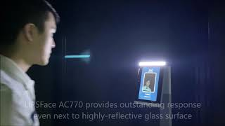 LIPSFace AC770 Performance under Various Light Conditions