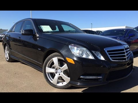 Pre owned black 2012 mercedes benz e class e350 4matic for 2012 mercedes benz e350 review