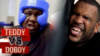 Boxing Challenge | Teddy vs. DoBoy