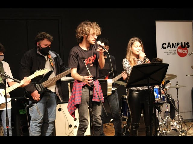 Bring Me To Life (cover) - CAMPUS ROCK MANACOR 2021