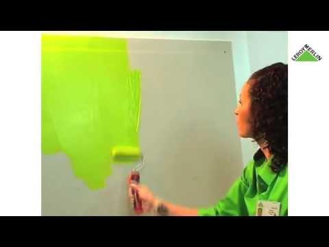 Aprende a pintar tus paredes en gij n comunidad leroy merlin for Leroy merlin gijon
