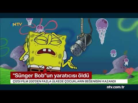 Sunger Bob Un Yaraticisi Hayatini Kaybetti Youtube