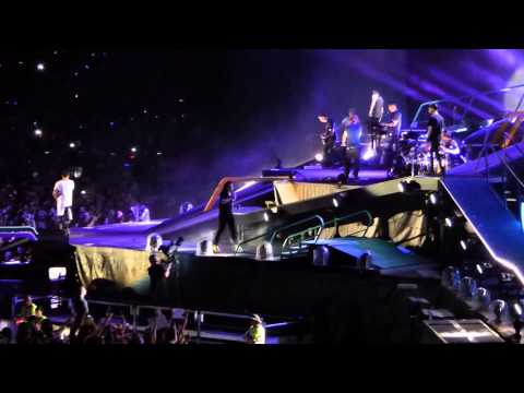 One Direction Better Than Words Sydney 7th February 2015