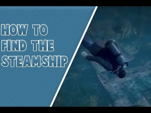 How to Find the Steamship Underwater Wreck and Package