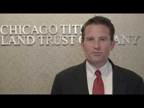 Chicago Title Land Trust History