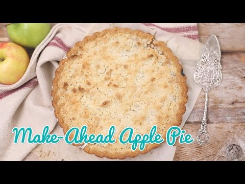 Make-Ahead Apple Pie - Gemma's Bold Baking Basics Ep 32