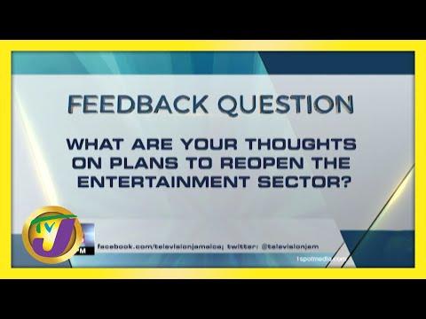 Feedback Question   TVJ News - June 9 2021