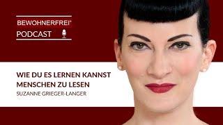 Wie Du es lernen kannst Menschen zu lesen - Suzanne Grieger-Langer | Tobias Beck