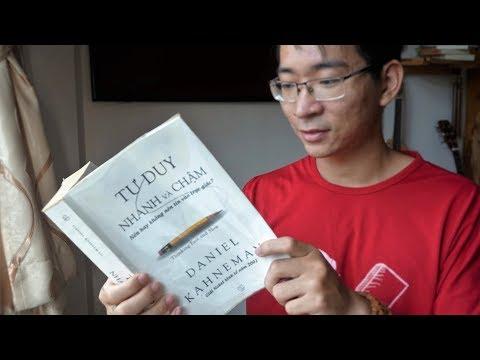 ►42 | Review Sách Hay | Tư Duy Nhanh và Chậm - Daniel Kahneman | Hiểu về tâm lý học hành vi