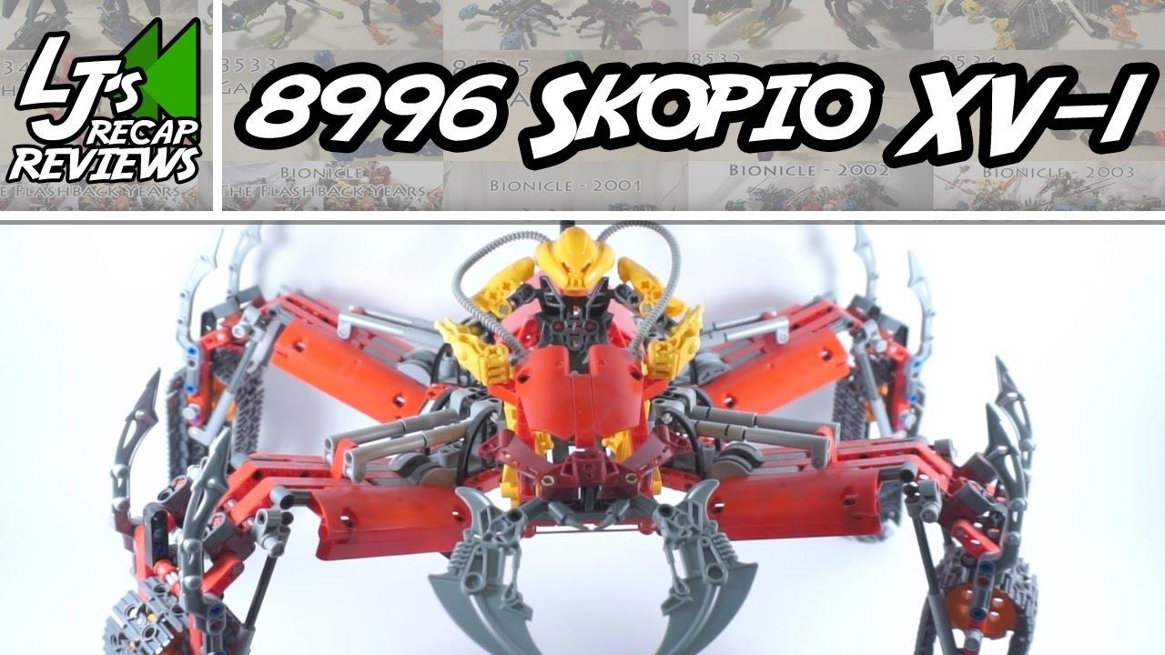 Eljay's Recap Review: 8996 Skopio XV-1